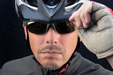 Bicycle Courier Tips Helmet