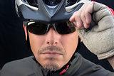 Bicycle Courier Tips Helmet