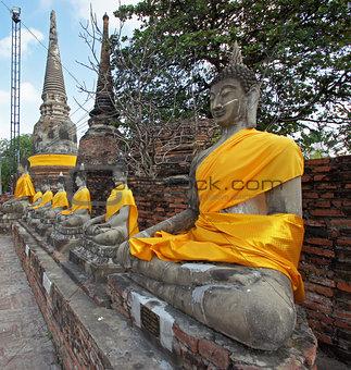 Ayutthaya, Thailand, Asia