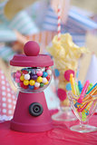 Bright Birthday Party Celebration Decorations