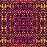 Seamless Abstract Decorative Pattern