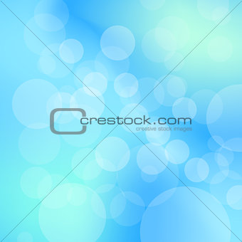 Abstract blur pattern