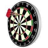 Darts aim