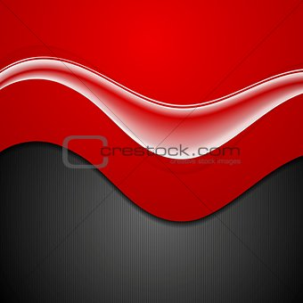 Abstract contrast background