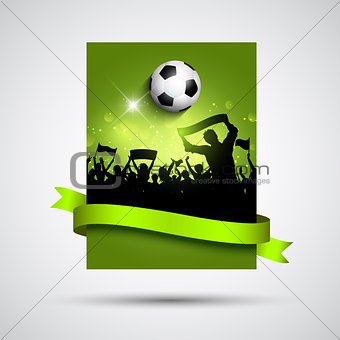 football crowd background 2105