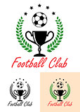Football Club Championship emblem or icon