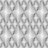 Design seamless diamond geometric pattern