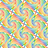 Design seamless colorful swirl pattern