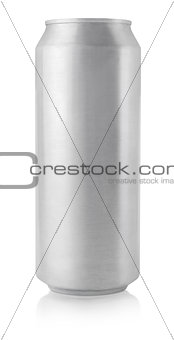 500 ml aluminum beer can