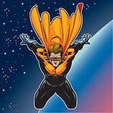 Captain Blast Beam 9