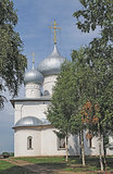 Church of the Assumption in Belozersk