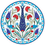 oriental ottoman design seven version