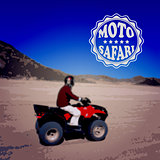 Vector Moto Safari Background