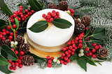 Luxury Christmas Cake