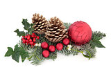 Christmas Decorative Display