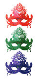 Colorful Masks