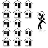 Selecting a house
