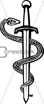 Single Snake Sword