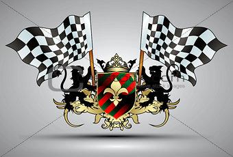 flag formula