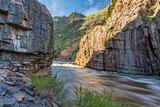 Poudre River Canyon