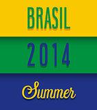 Brasil 2014 summer.