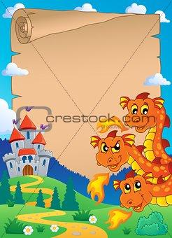 Fairy tale theme parchment 6