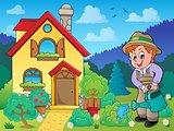 House and gardener 2