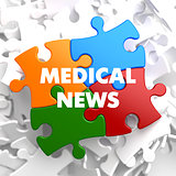 Medical News on Multicolor Puzzle.