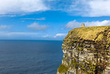 Cliffs of Moher O'Brien's Tower Ireland