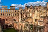 Heidelberg Castle exterior