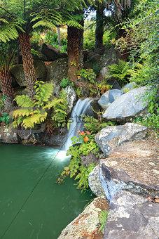 Waterfall at Mt Tomah