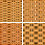 Collection of woven wood