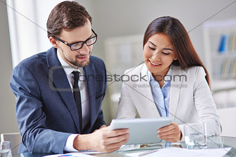 Networking together