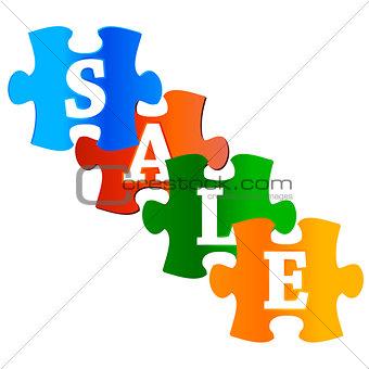 Four Sale labels