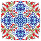 blue ottoman serial patterns twenty-seven