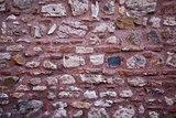 Ancient Old Horizontal Wall
