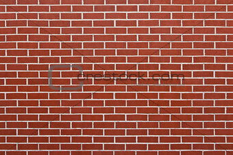 Brick Horizontal Wall Backgrounds Red Textured