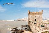 Essaouira, Marocco: the Portuguese castle.