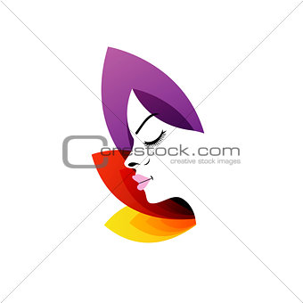 Logo for ladies fertility center