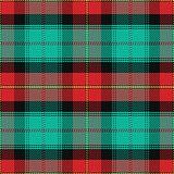 vector seamless pattern Scottish tartan Prince Edward Island