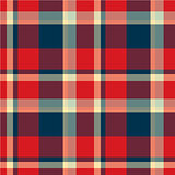Tartan seamless pattern background.