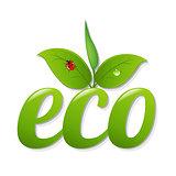 Bio Green Sign