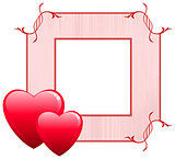 Valentine's Day Love Frame