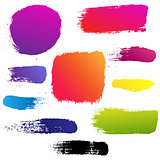 Color Blots Set
