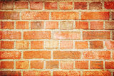 Part of a brick stone wall, for background or texture.