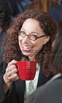 Laughing Female
