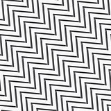 Seamless zigzag wide with long shadow