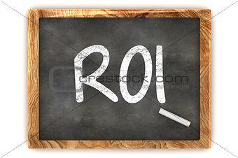 Blackboard ROI