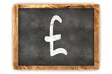 Blackboard Pound