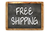 Blackboard Free Shipping